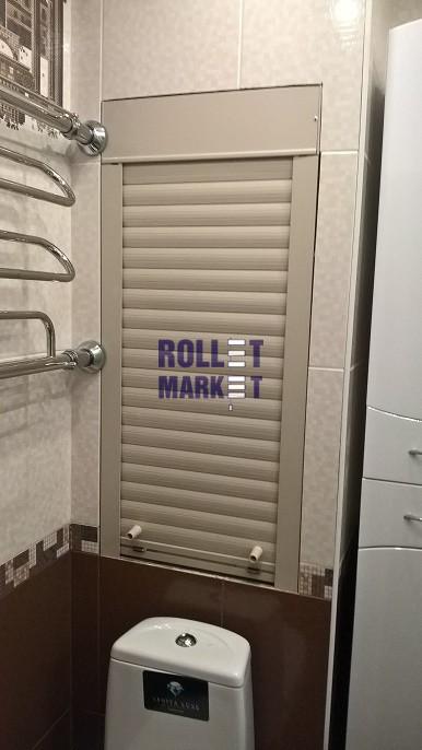 рольставни в туалет в москве недорого