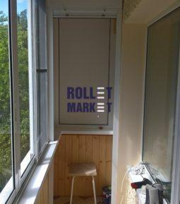 Рольставни на балкон
